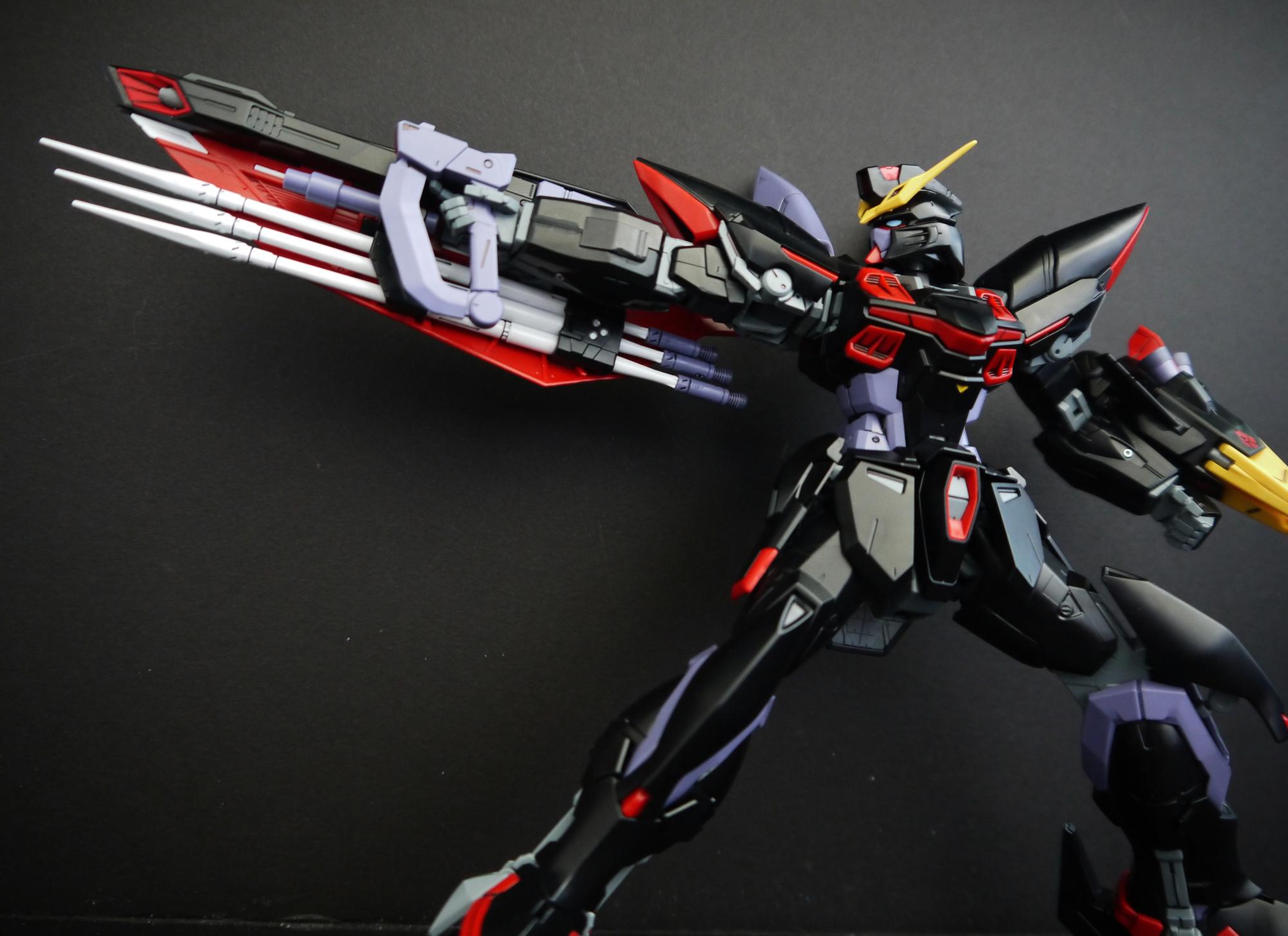 MG Blitz Gundam   Supa...