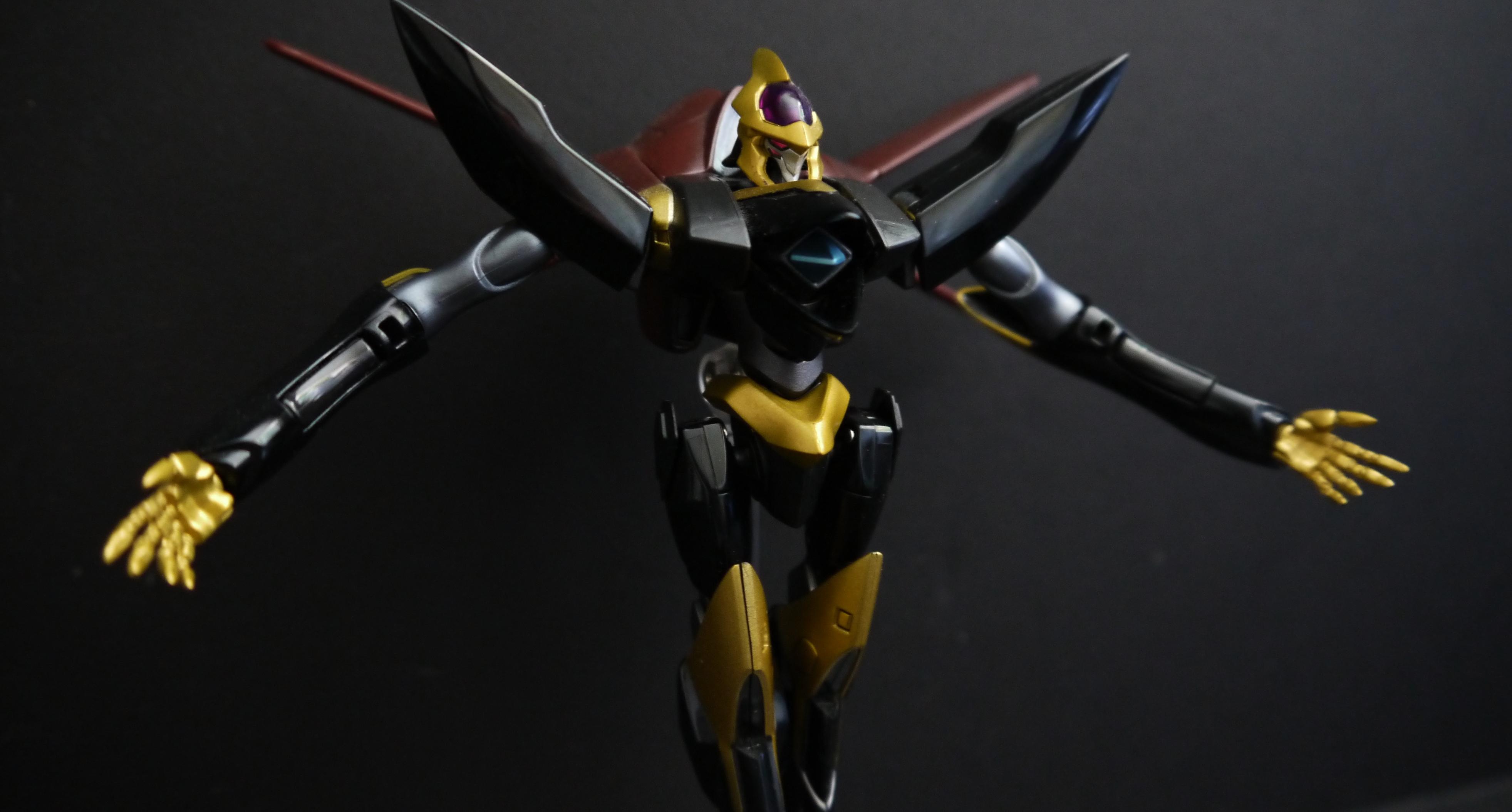 Robot Damashii Shinkiro   Supar Robo