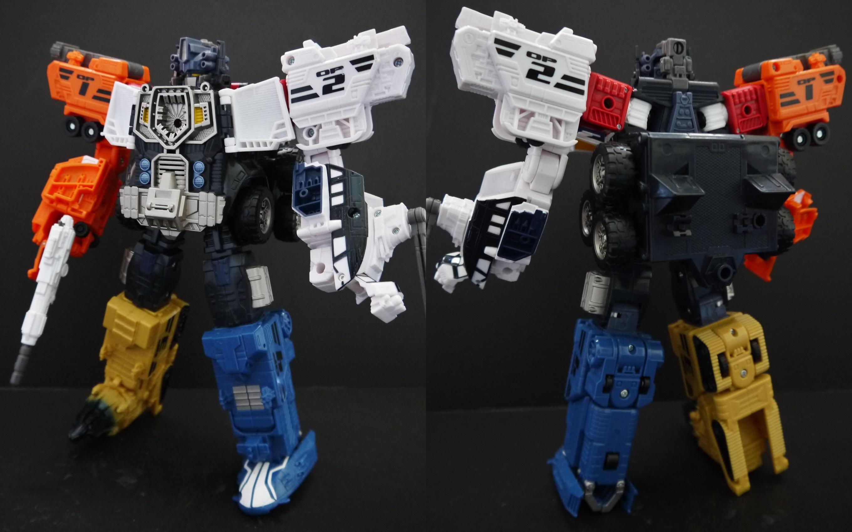 Transformers Energon Leader Class Optimus Prime | Supar Robo