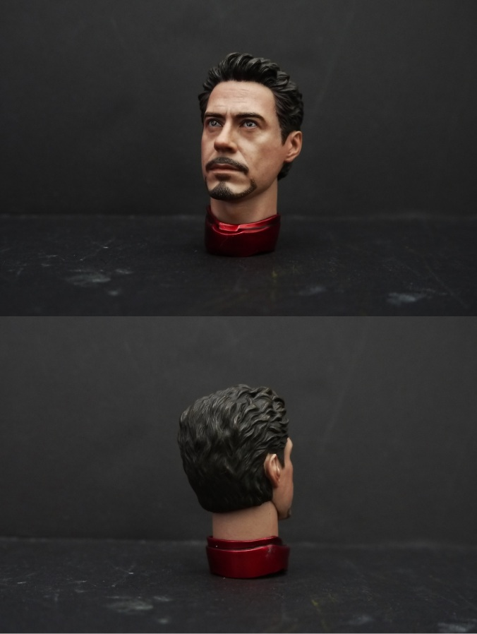Stark Head