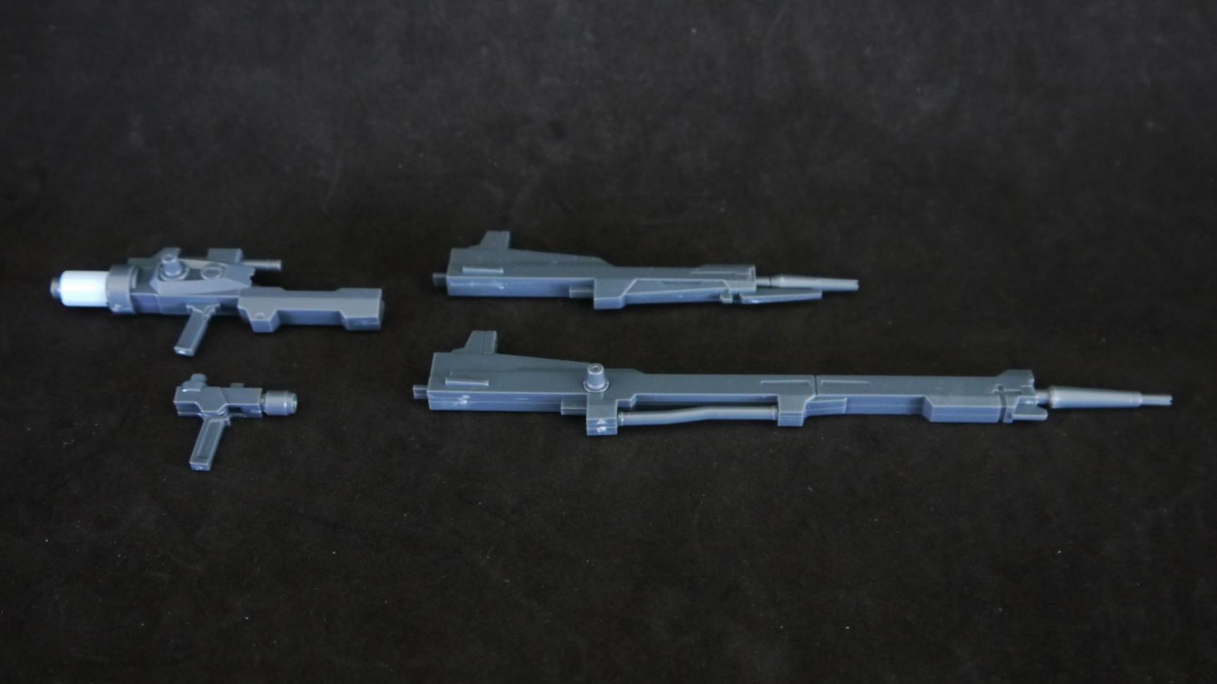 Gundam For The Barrel: HG Lightning Gundam