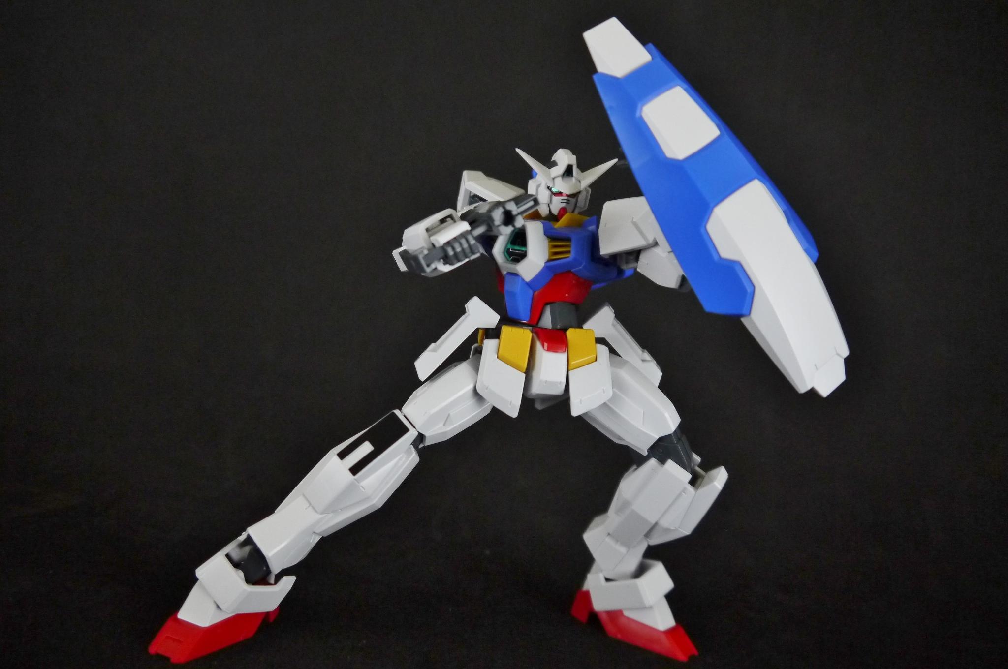 Gundam For The Barrel: HG Gundam AGE-1 Normal