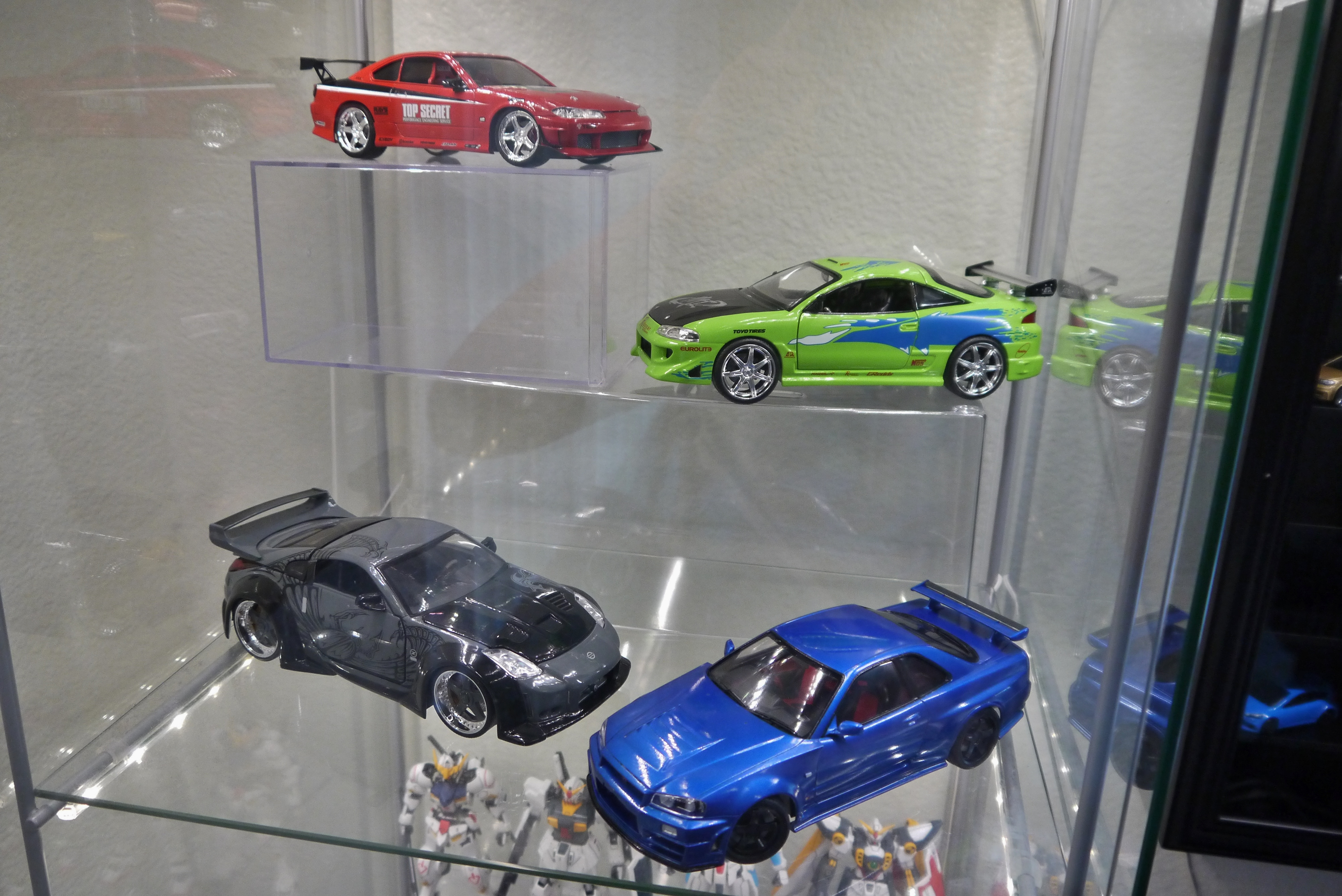 The Awkward Thing Is Though U2013 I Already Own A Fast And Furious Eclipse. The  Only Other Comparably Sized One Released Is From Jada Toys U2013 A Diecast  Model ...